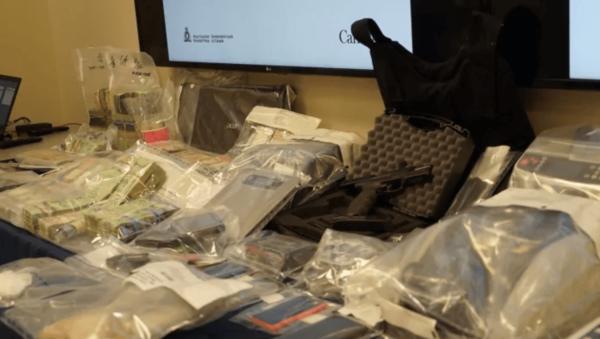 安省航空员工竟是毒贩!1000万涉毒大案被侦破