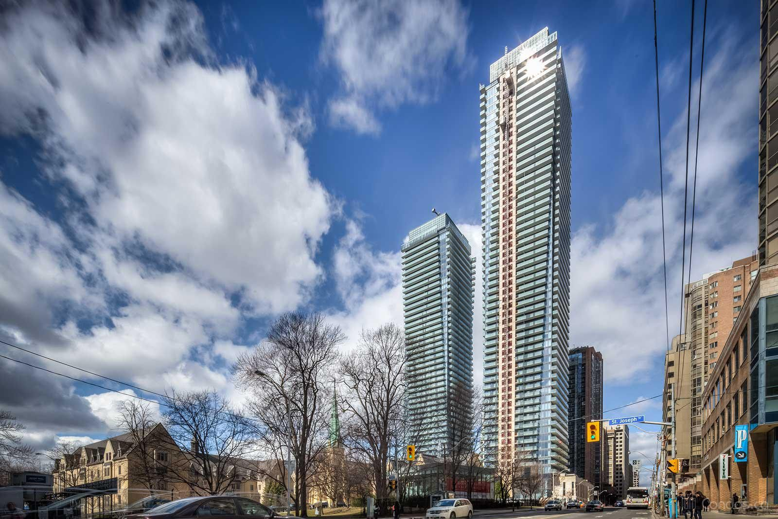 多伦多大学周边热门公寓都是什么价了?