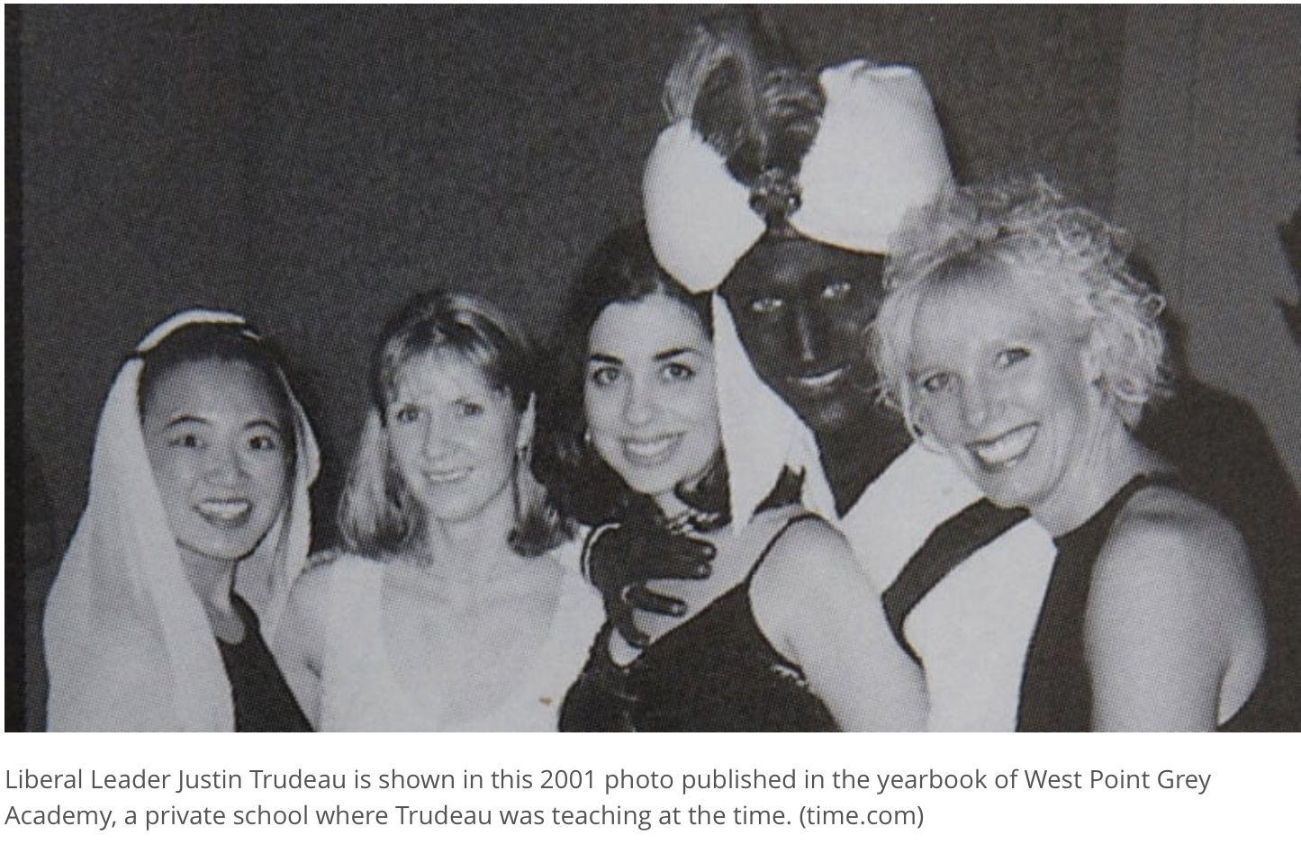 竞选活动暂停!特鲁多黑脸事件发酵,CBC评论一夜过万,穆斯林组织感谢特鲁多道歉