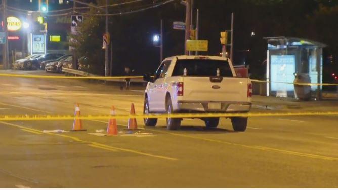 士嘉堡59岁男子横穿马路,被皮卡撞倒身亡