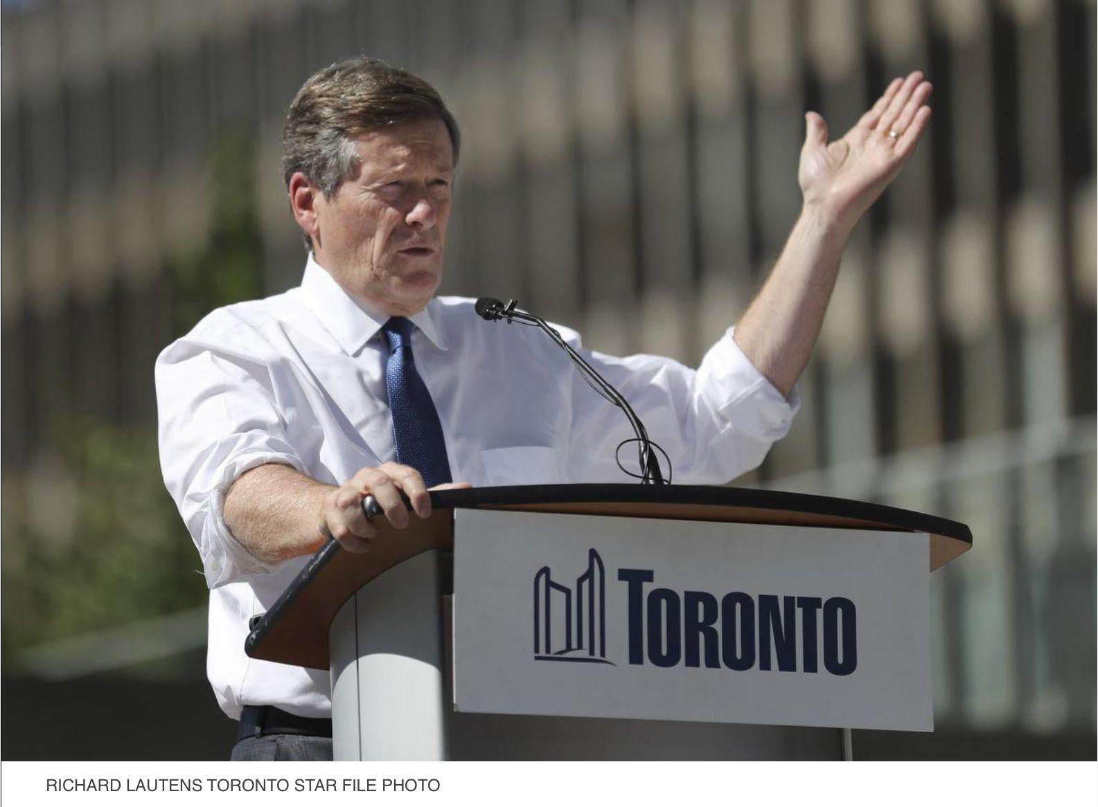 多伦多将减少25%办公空间,预计为政府省下7.5亿