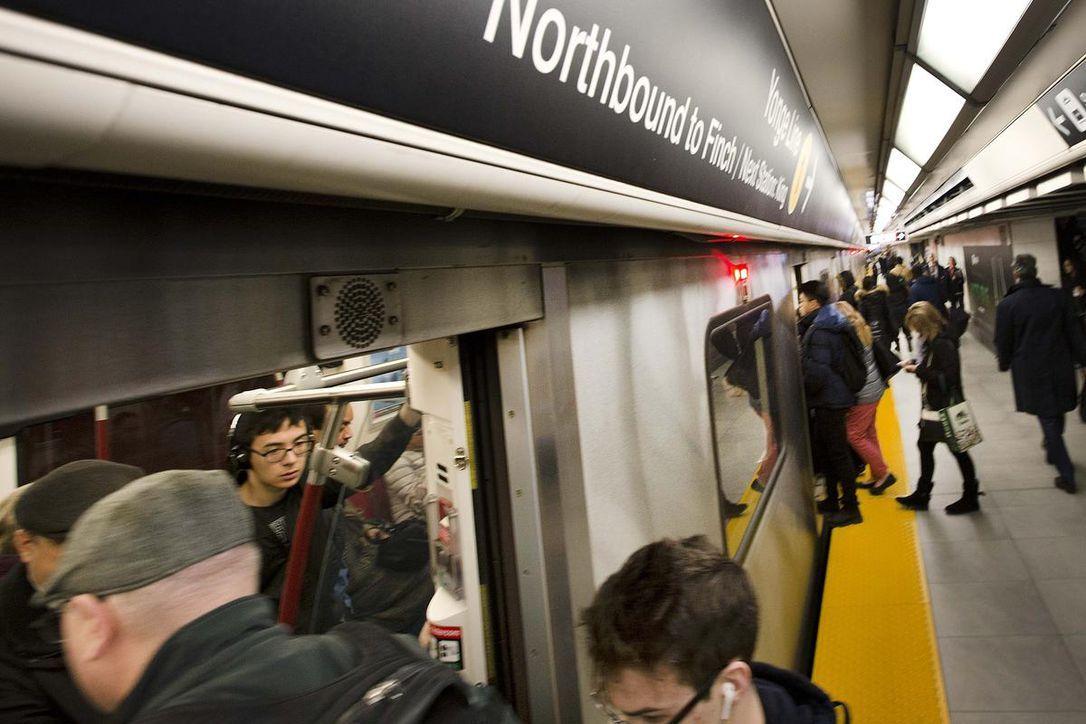 Trudeau承诺修安大略地铁线