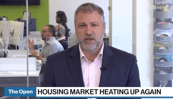 加拿大的房地产市场全面复苏!