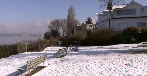 今冬GTA将迎来多场大雪暴!