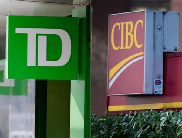 加拿大两大银行利润出现下滑