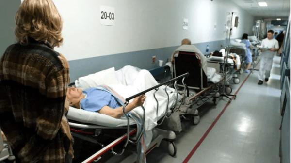 安省患者好可怜,住院时又受伤概率加拿大第二