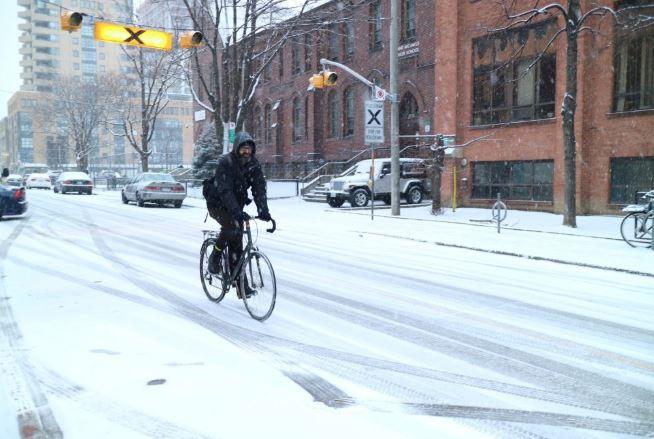 本周六,多伦多将迎来20cm大雪!下周一面对-20℃狂风!