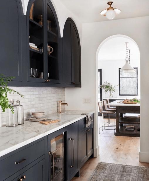 厨房装修选什么风格?2020年10个新风格装扮你的厨房!
