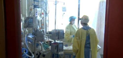 ICU医护:全家去世的也见多了