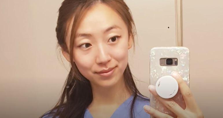 """加拿大华裔护士遭反疫苗人士攻击,被骂""""滚回中国"""""""